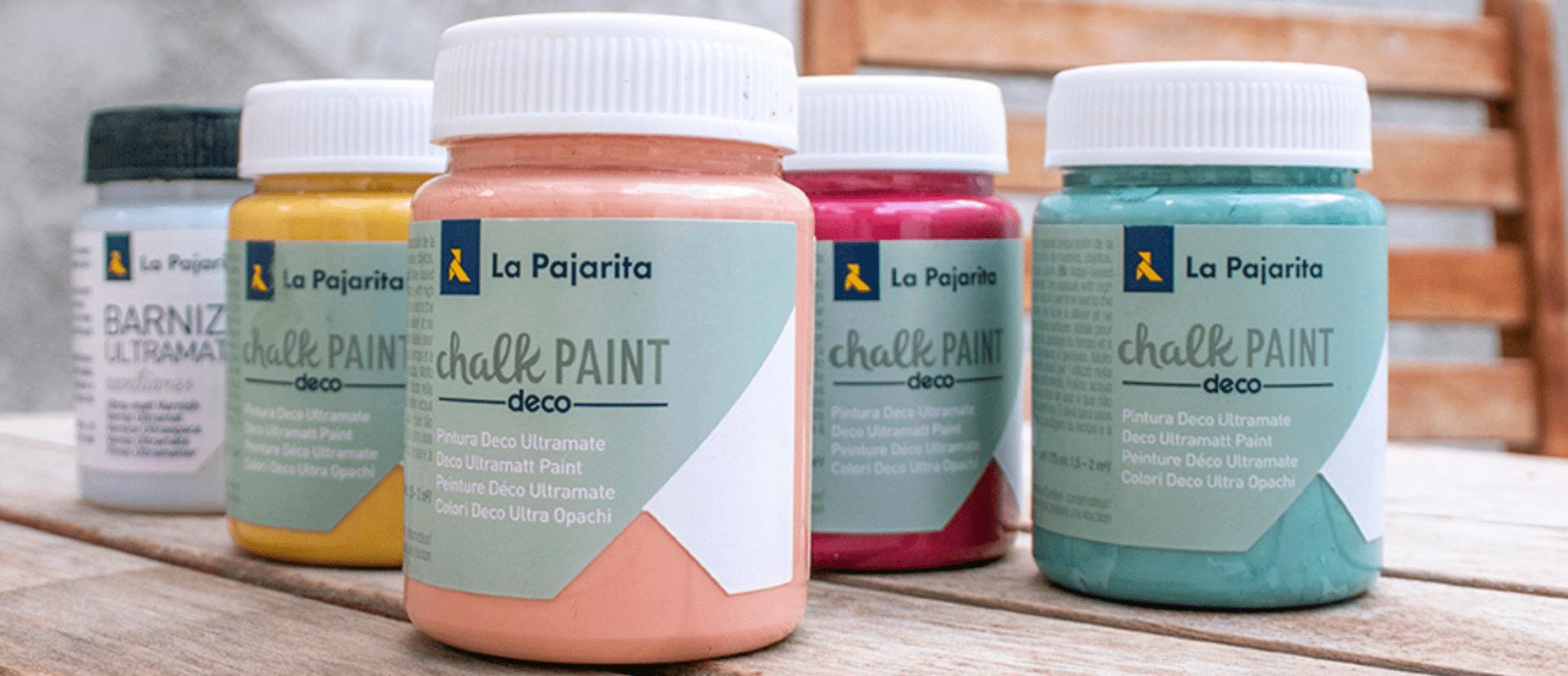 Selección de color - Mesa Chalk - Jipijapas y Pinturas La Pajarita